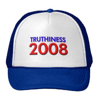 TRUTHINESS 2008 GORRA