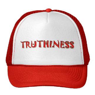 TRUTHINESS 2008 GORROS