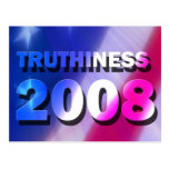 TRUTHINESS 2008 POSTAL