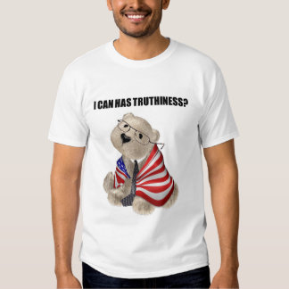 TruthinessBear Polera