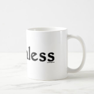 Truthless is ruthless coffee mugs