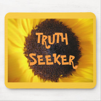 TRUTHSEEKER mousepad