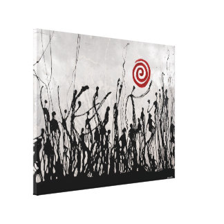 TruthSeekers (Wrapped Canvas) Canvas Print