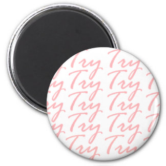 Try 2 Inch Round Magnet