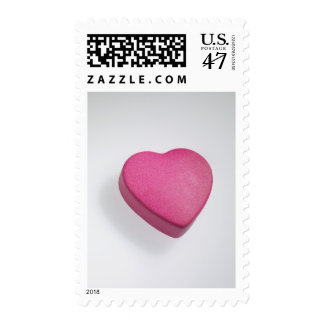 Try again heart candy postage