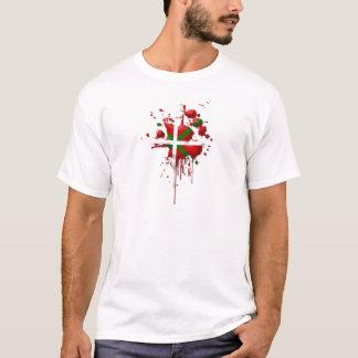 try flag Euskadi Basque T-Shirt
