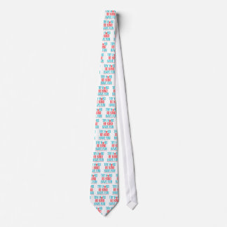 TRY HARD. BE KIND. HAVE FUN. NECK TIE