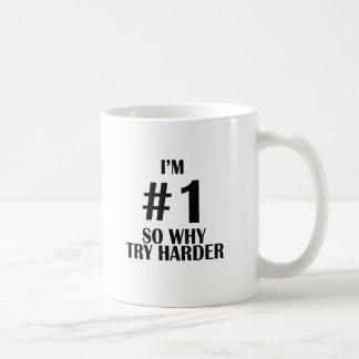 try harder coffee mug