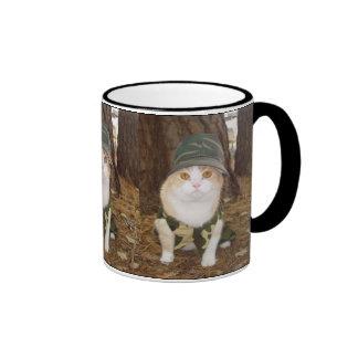 Try Hunting with Your Teeth! Coffee Mug