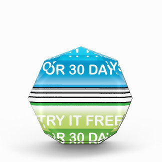 Try it Free for 30 Days button Award