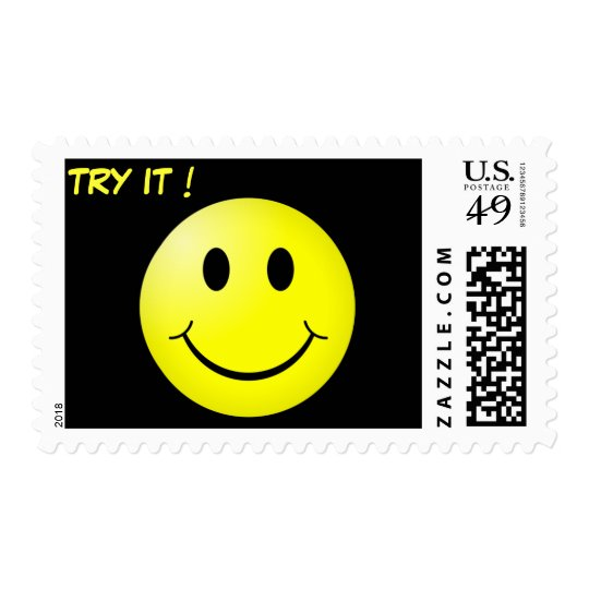 TRY IT ! POSTAGE