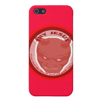 Try Jesus. If you don't like Him the Devil will.. iPhone SE/5/5s Cover