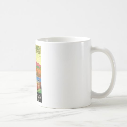 Try Kuling China Premier Health Resort Coffee Mug