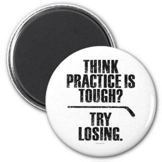 Try Losing (Hockey) Magnet
