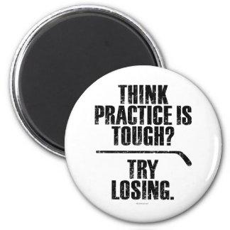 Try Losing Fridge Magnets
