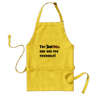 Try Me Standard Apron