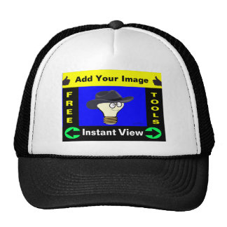 Try Me & Giggle! Trucker Hat