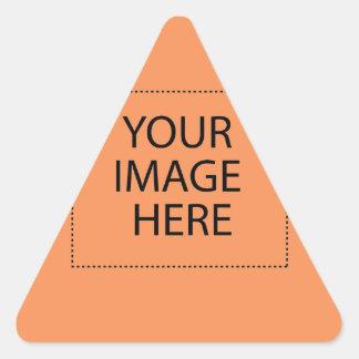 (Try Me) Triangle Sticker