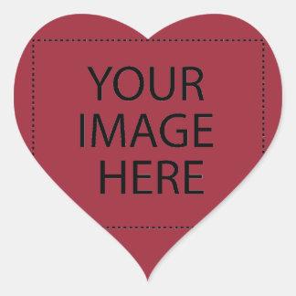 (Try Me) Heart Sticker