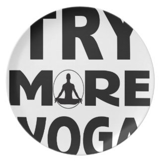 Try more yoga plate