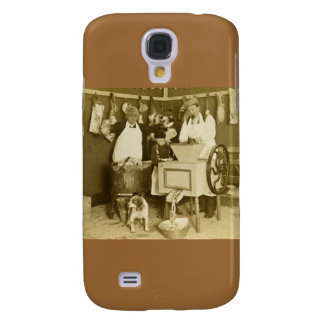 Try Our Sausages! You Get What You See Us Make Samsung Galaxy S4 Cover