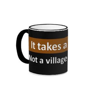 Try Parenting for a Change Ringer Mug