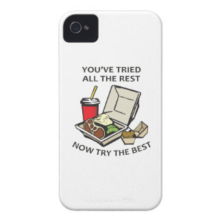 TRY THE BEST iPhone 4 Case-Mate CASES