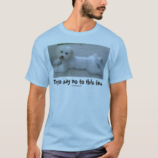 Try to say no T-Shirt
