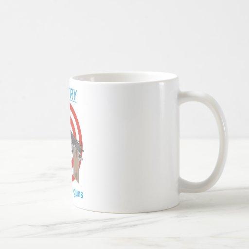 Try to take my guns coffee mug