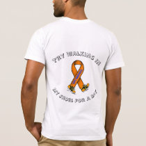 Try Walking In My Shoes T-Shirt