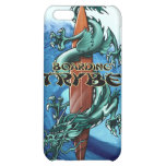 Trybe Dragon Surfboard  Cover For iPhone 5C