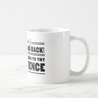 Trying Science Coffee Mug