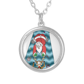Trying to steal Santa Custom Jewelry