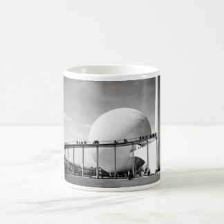 Trylon & Perisphere -1939 World's Fair Coffee Mug