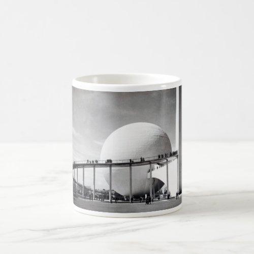 Trylon & Perisphere -1939 World's Fair Coffee Mug