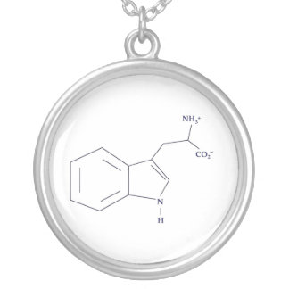 Tryptophan necklace