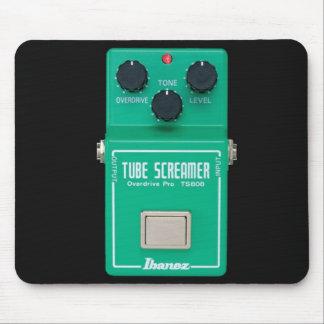 TS 808 Tube Screamer Guitar Pedal Mouse Pad