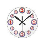 TS Arethusa clock