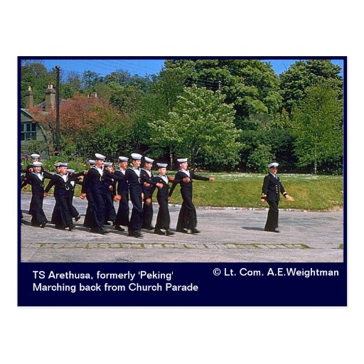 Ts arethusa formerly 39 peking 39 postcard zazzle for Ts arethusa pictures