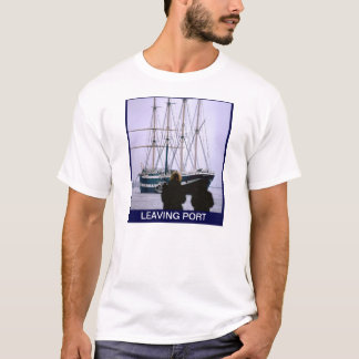 TS Arethusa leaving Upnor T-Shirt