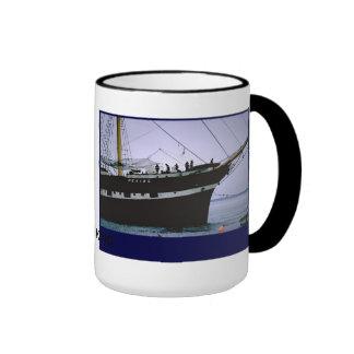 TS Arethusa, renamed Peking Ringer Coffee Mug