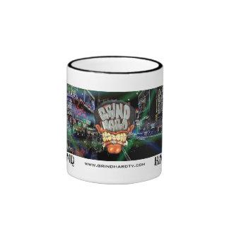 TS- GHTV Mug. Ringer Coffee Mug