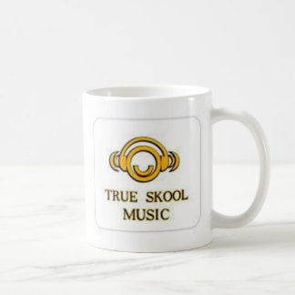 TS Logo Classic White Coffee Mug