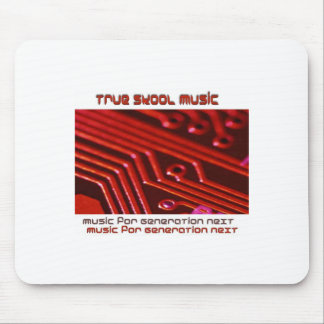 TS Red Chip Mouse Pad