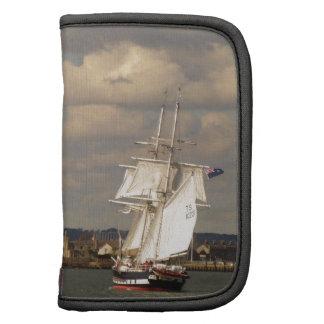 TS Royalist entering Poole Harbour Folio Planners