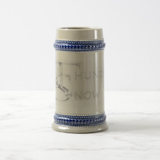 TS Style 2 18 Oz Beer Stein