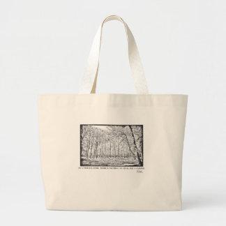 T's virtual home UL Jumbo Tote Bag