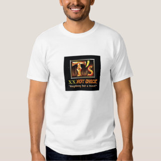"T's XX Hot Sauce - ""Anything but a tease!"" T-Shirt"