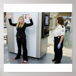 TSA Agent Posters