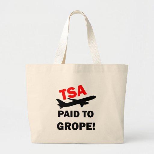 TSA BOLSA TELA GRANDE
